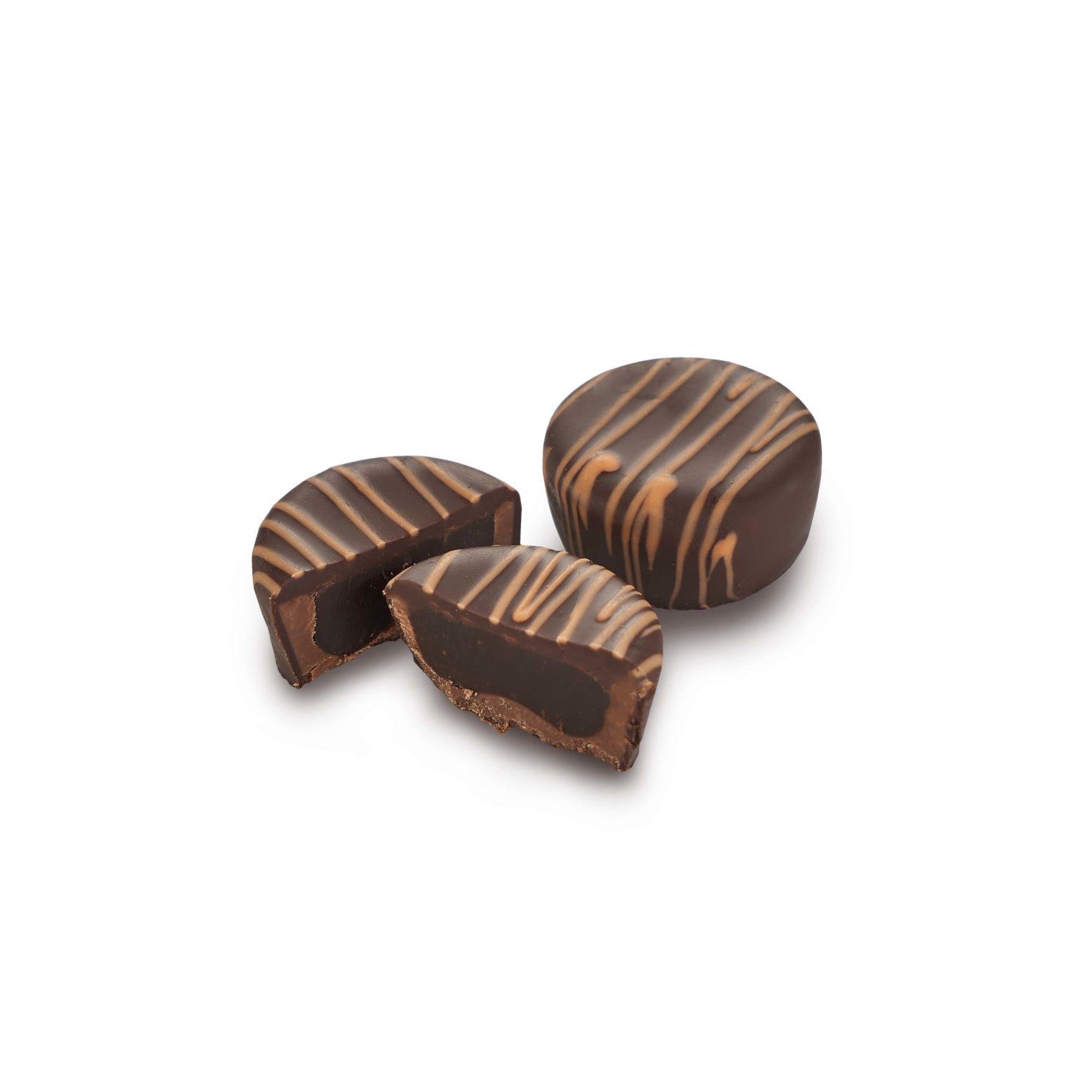 Набор шоколадных конфет Золотая Вуаль - фото 3