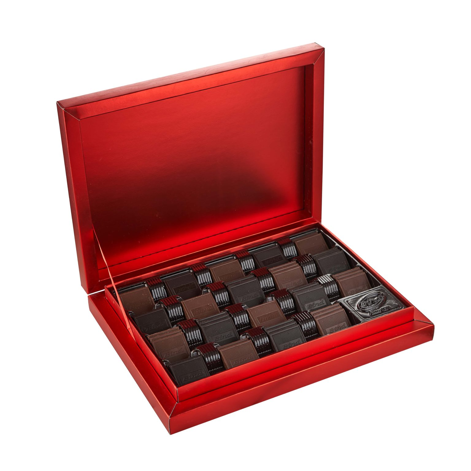 Большой набор шоколада Madlen-Red