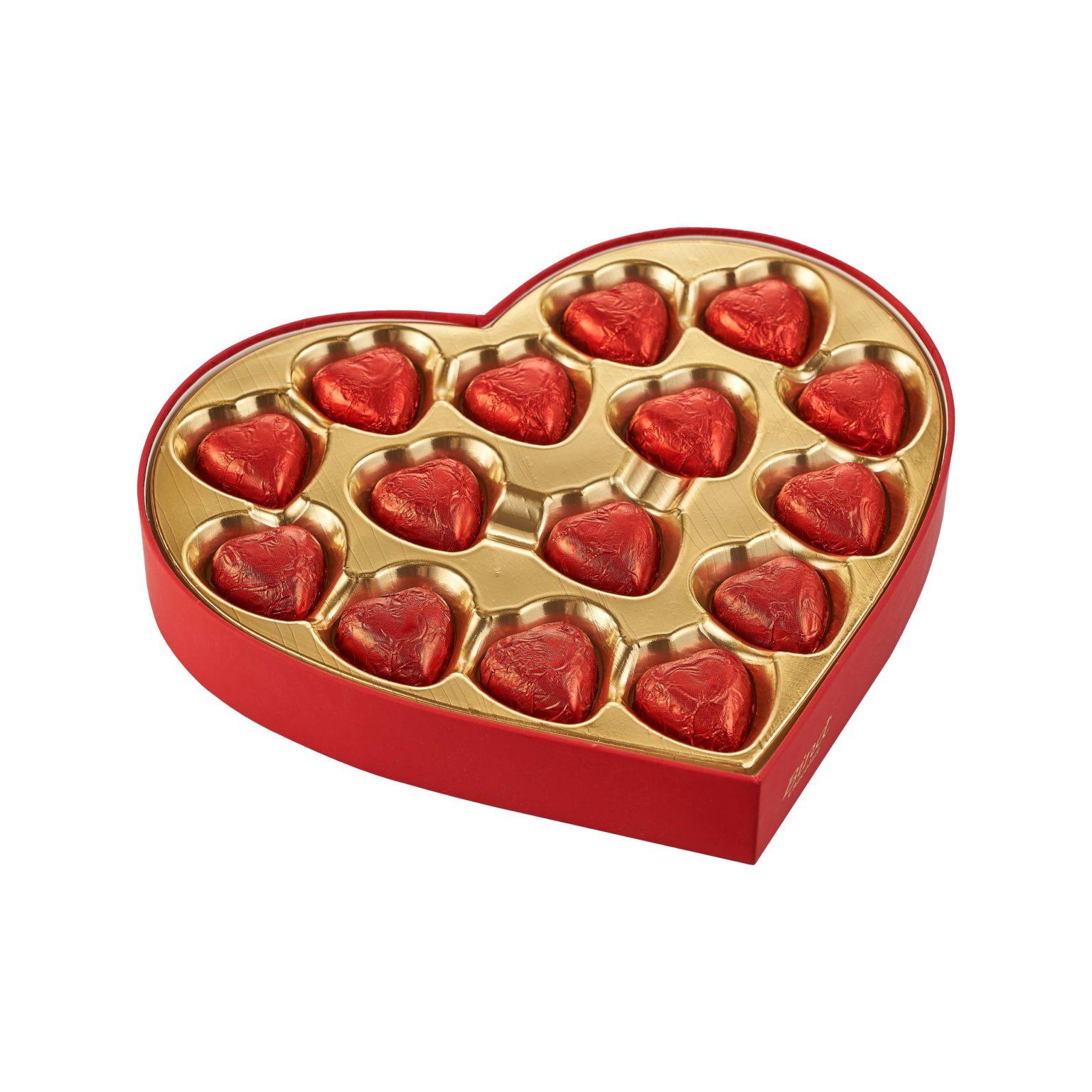 Подарочный набор шоколада Love в эксклюзивной упаковке