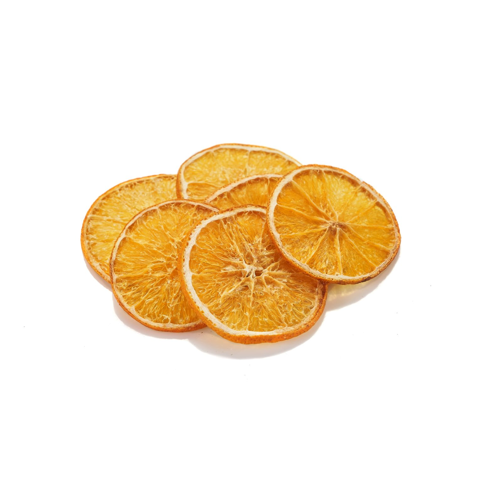 Фруктовые чипсы — Апельсин - фото 2