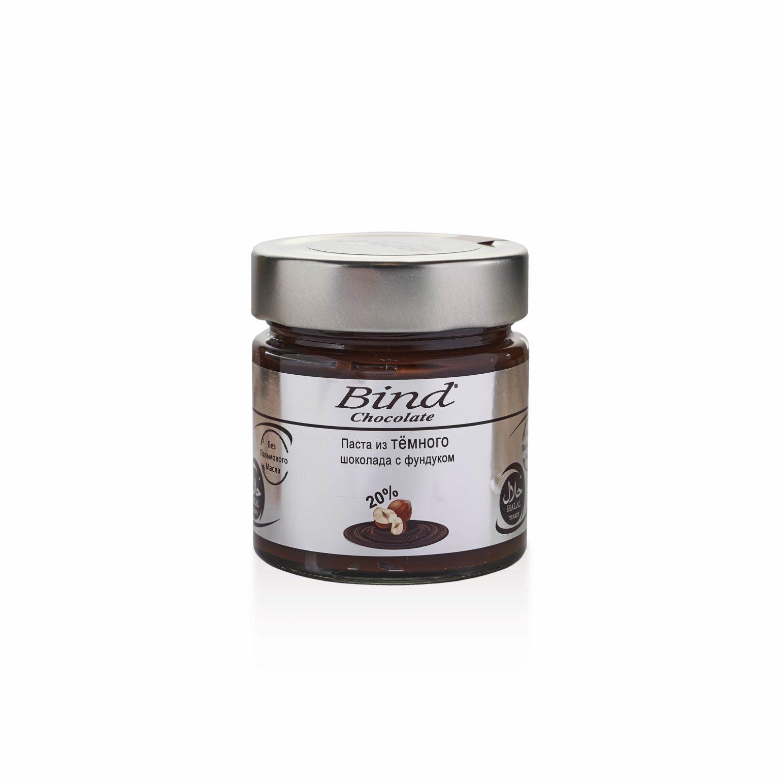 Вкуснейшая паста из темного шоколада и фундука - фото 3