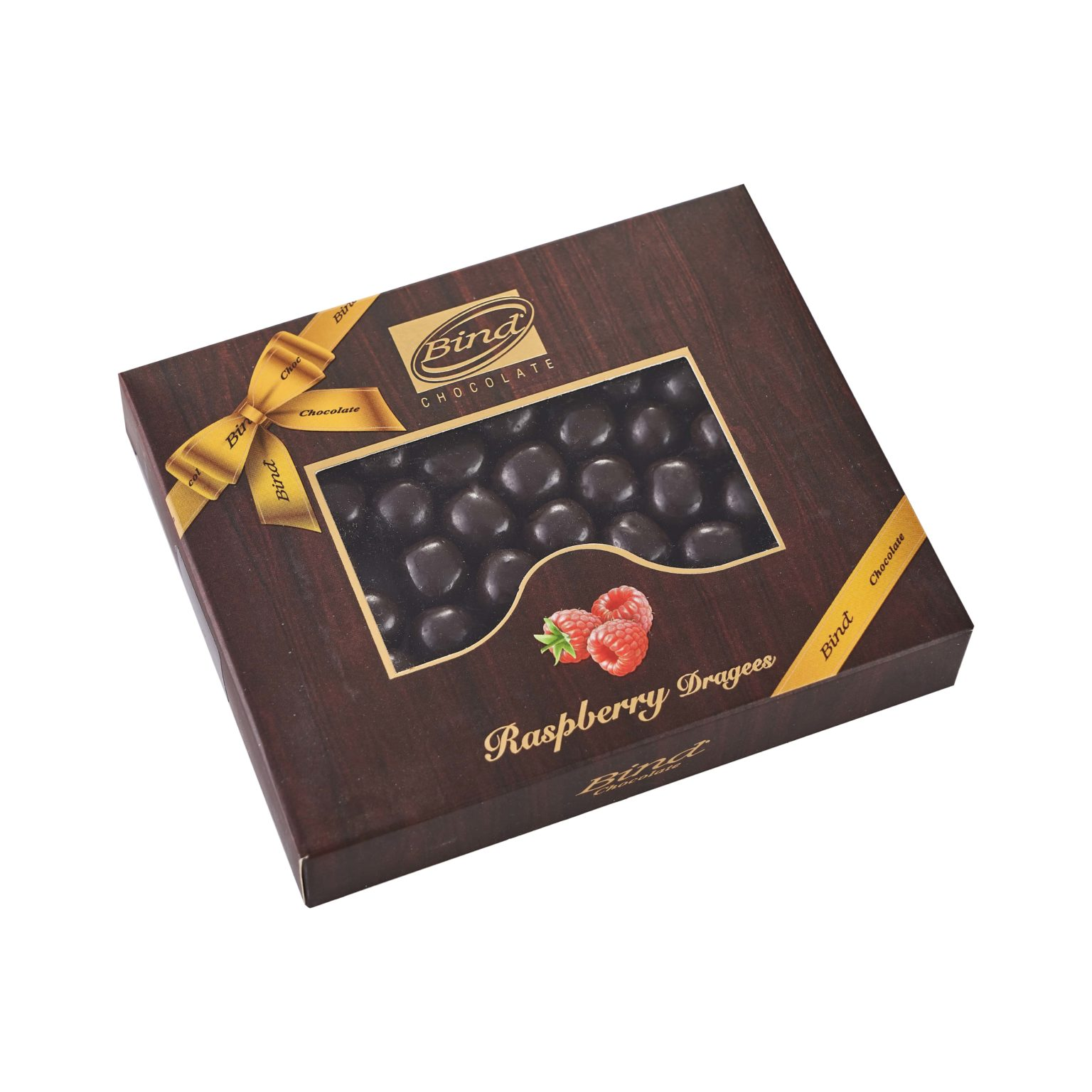 Шоколадное драже «Малина»