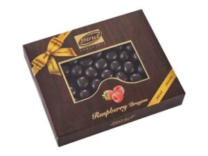 Шоколадное драже «Инжир»