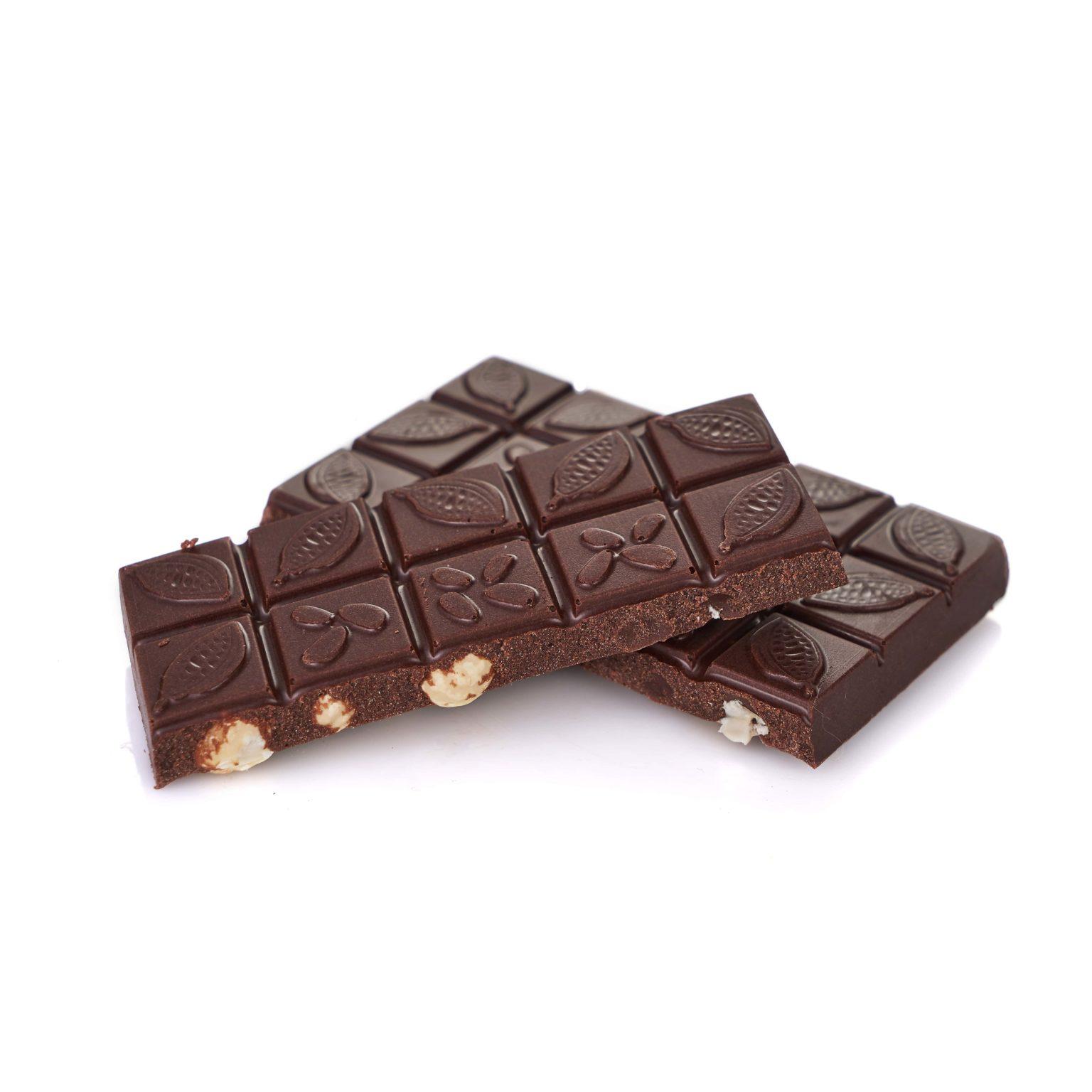 Молочный Шоколад на Меду — Фундук - фото 2