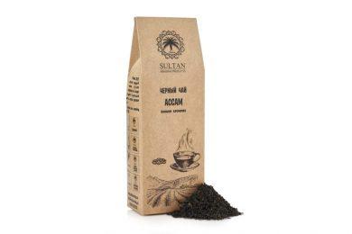 чай ассам султан