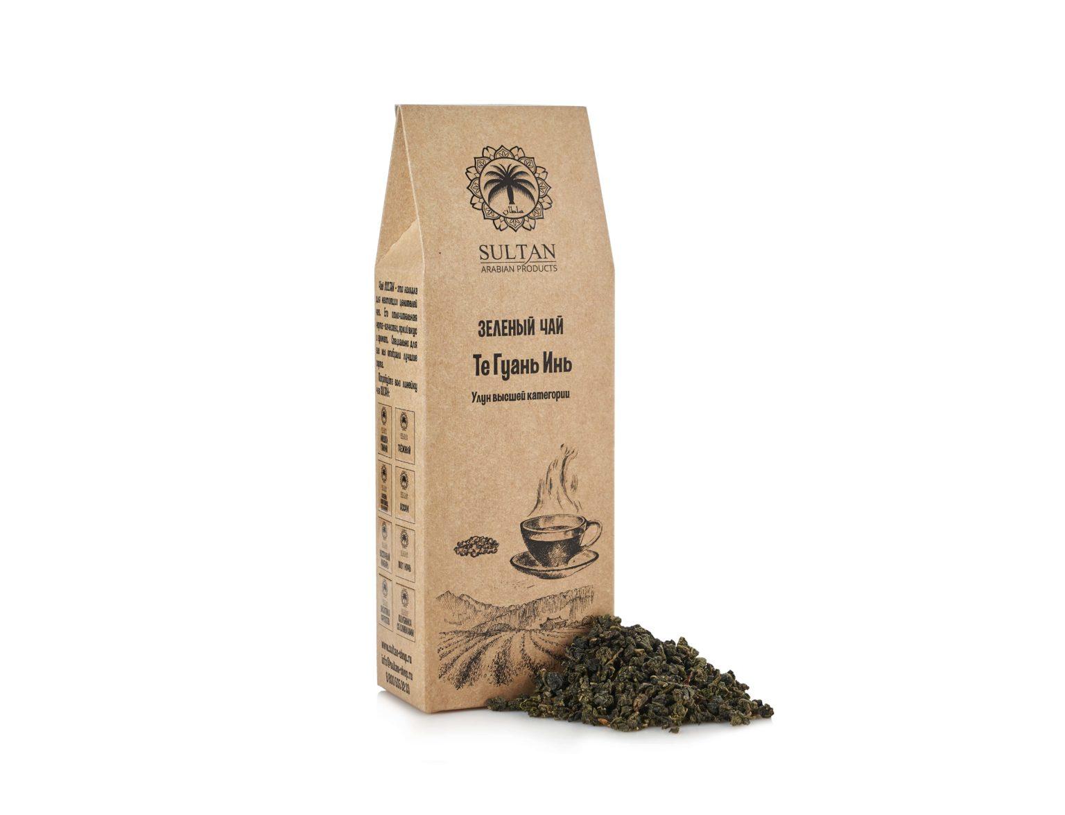 Чай «Те Гуань Инь»