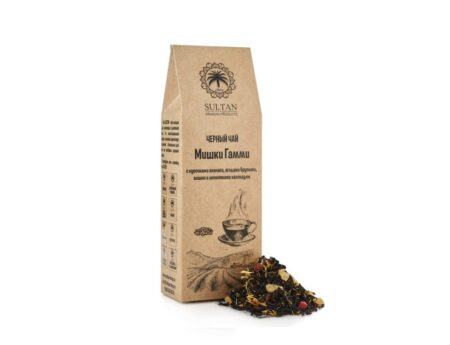 Чай черный мишки гамми султан