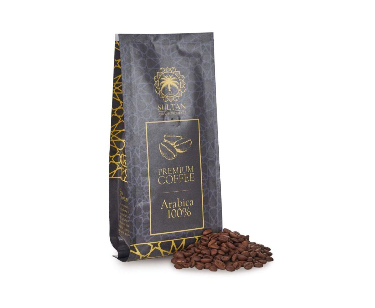 Зерновой кофе арабика Бразилия