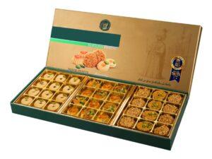 Арабское печенье Микс Sultan Premium подарочная коробка