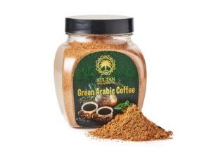 Арабский зеленый кофе с кардамоном