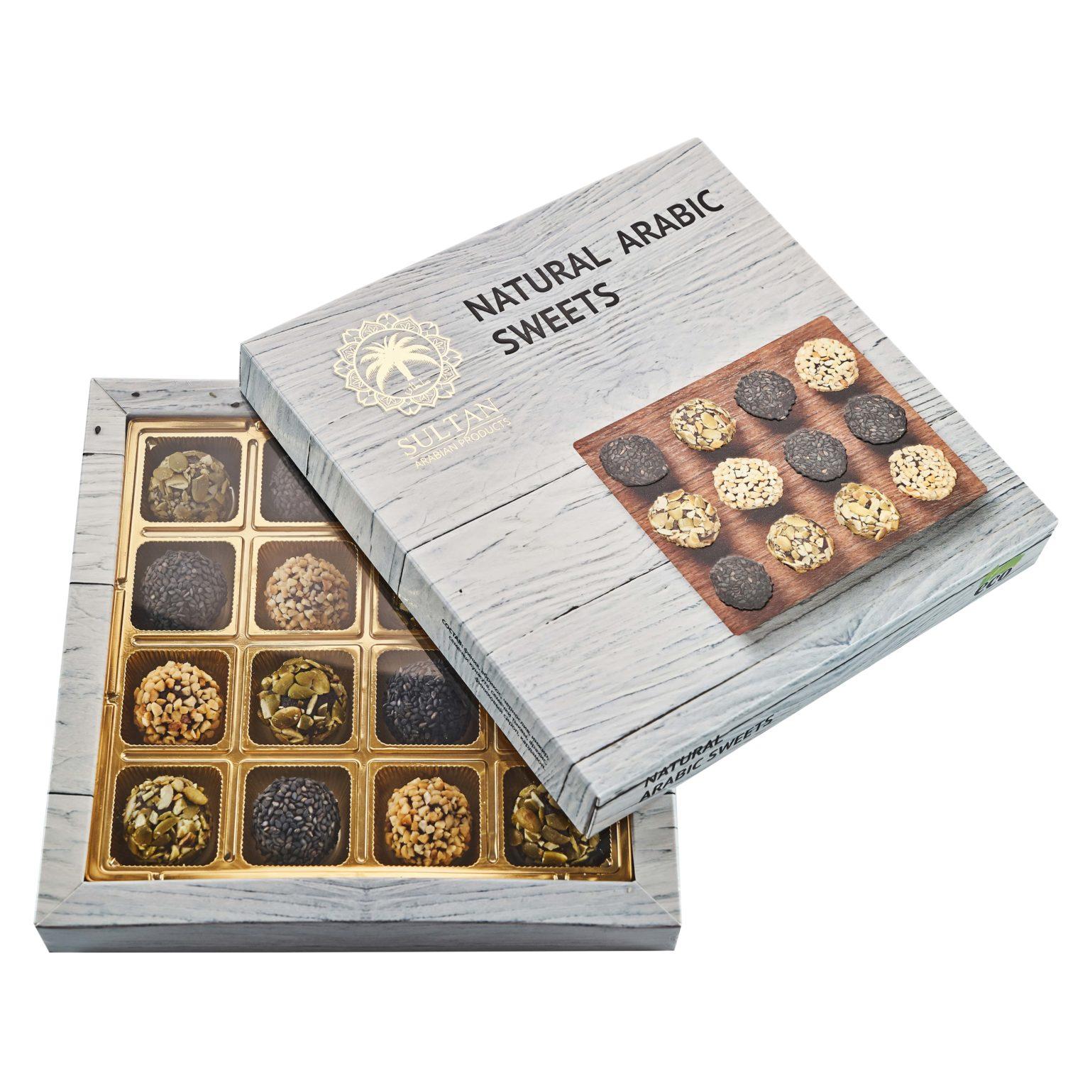 Подарочный набор конфет Ассорти NEW (светлые)