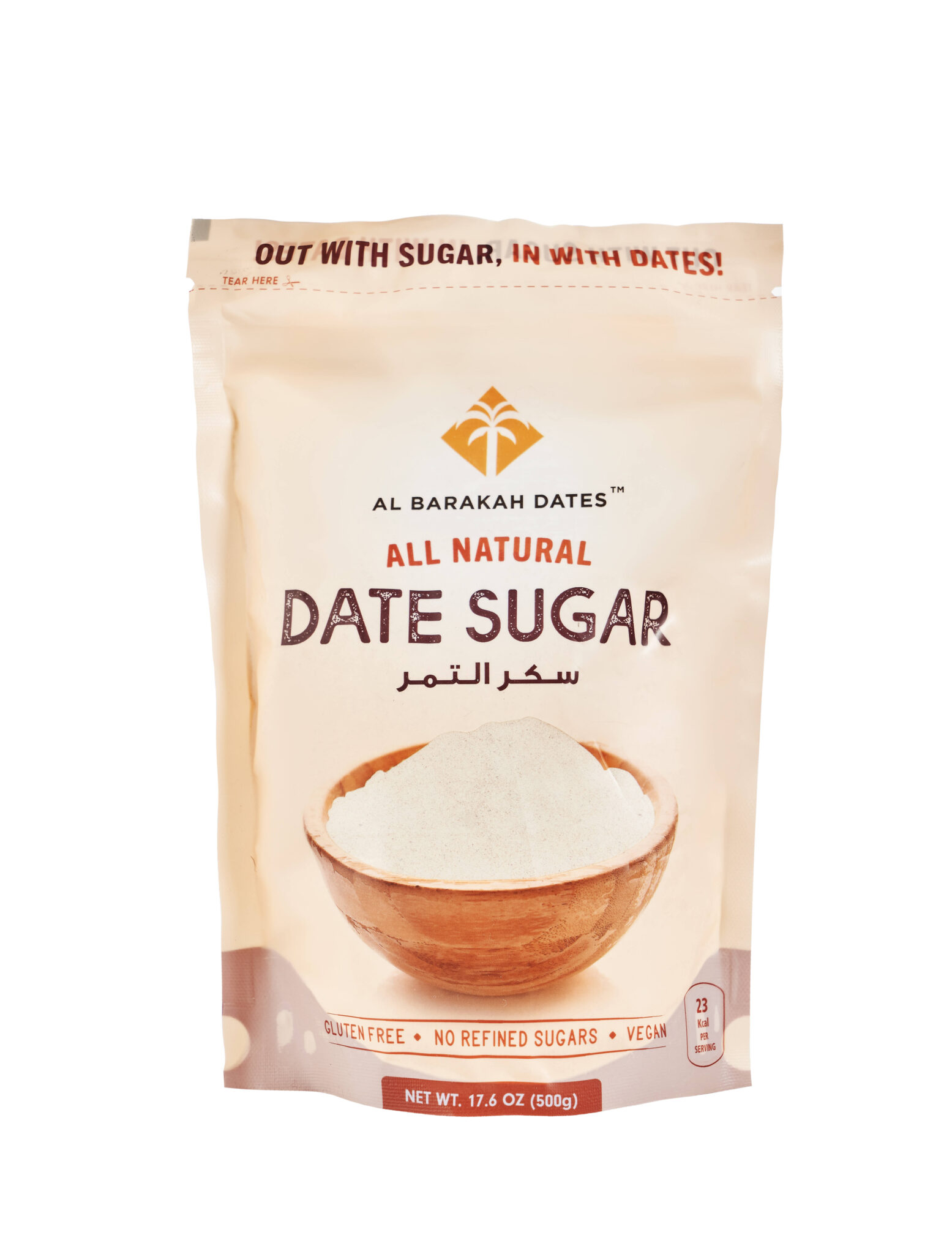 Финиковый сахар 500гр - фото 2