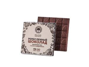 Молочный Шоколад на Меду — Кофе и Кардамон