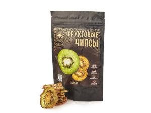 Фруктовые чипсы - Киви