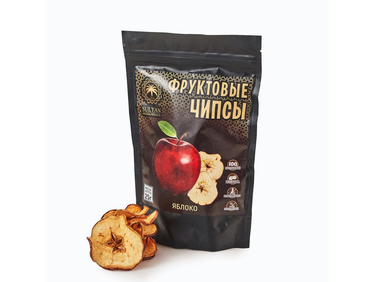 Фруктовые чипсы — Яблоко