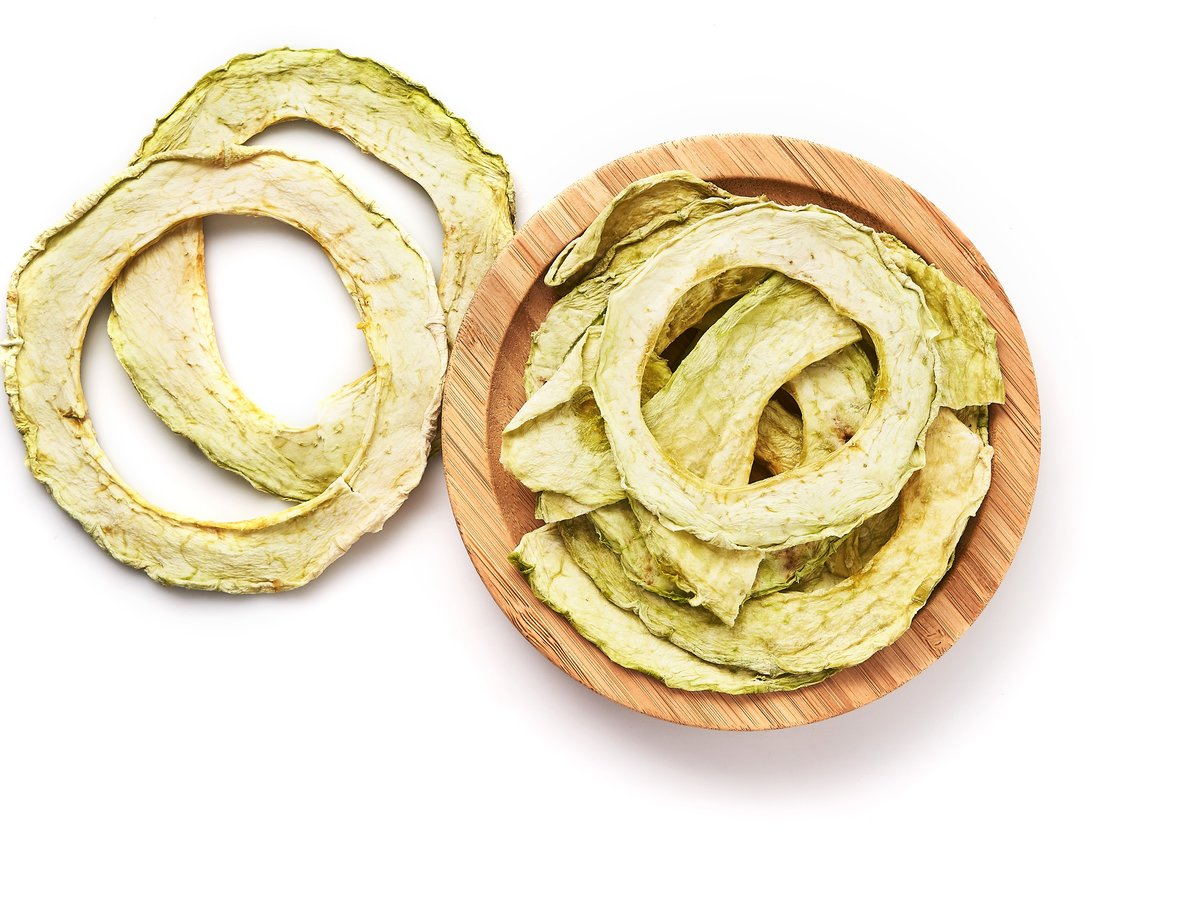 Сушеная Дыня-зеленая