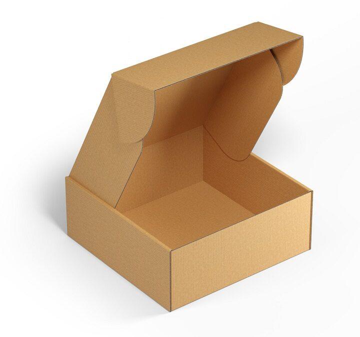 Коробка подарочная большая