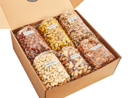 Большой ореховый набор султан