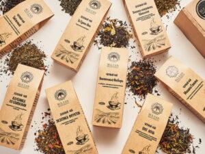Подарочный набор чая «Sultan» - фото 1
