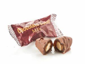 Финики в бельгийском молочном шоколаде Chocolate Dates MILK весовые
