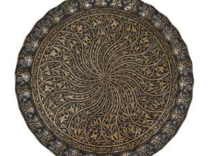 Поднос Sultan Античное золото
