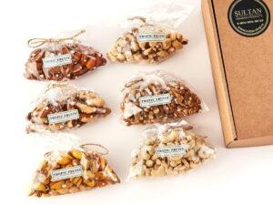 Ореховый пробный набор «Ассорти»