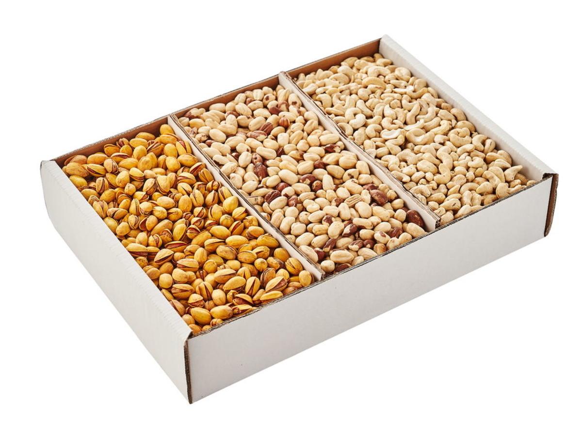 Большой набор «3 ореха»
