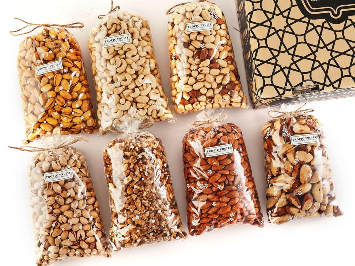Большой ореховый набор «Ассорти»