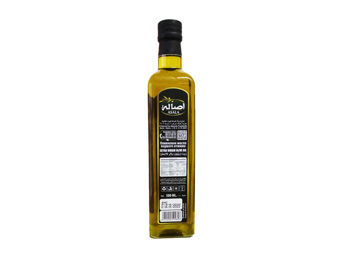 Оливковое масло ASALA 500 мл - фото 2