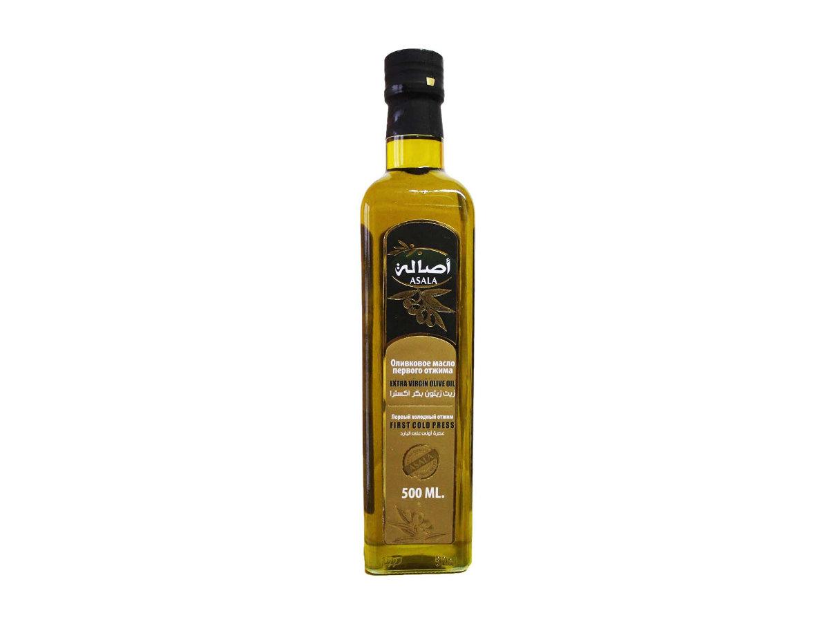 Оливковое масло ASALA 500 мл