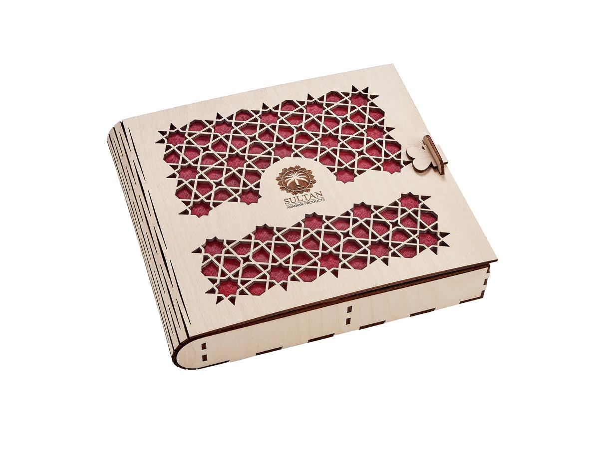 Подарочный набор Sultan «Ассорти» - фото 2