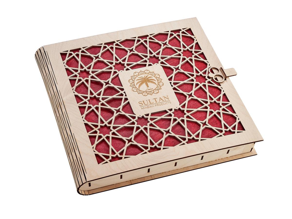 Большой подарочный набор Sultan «Ассорти» - фото 2