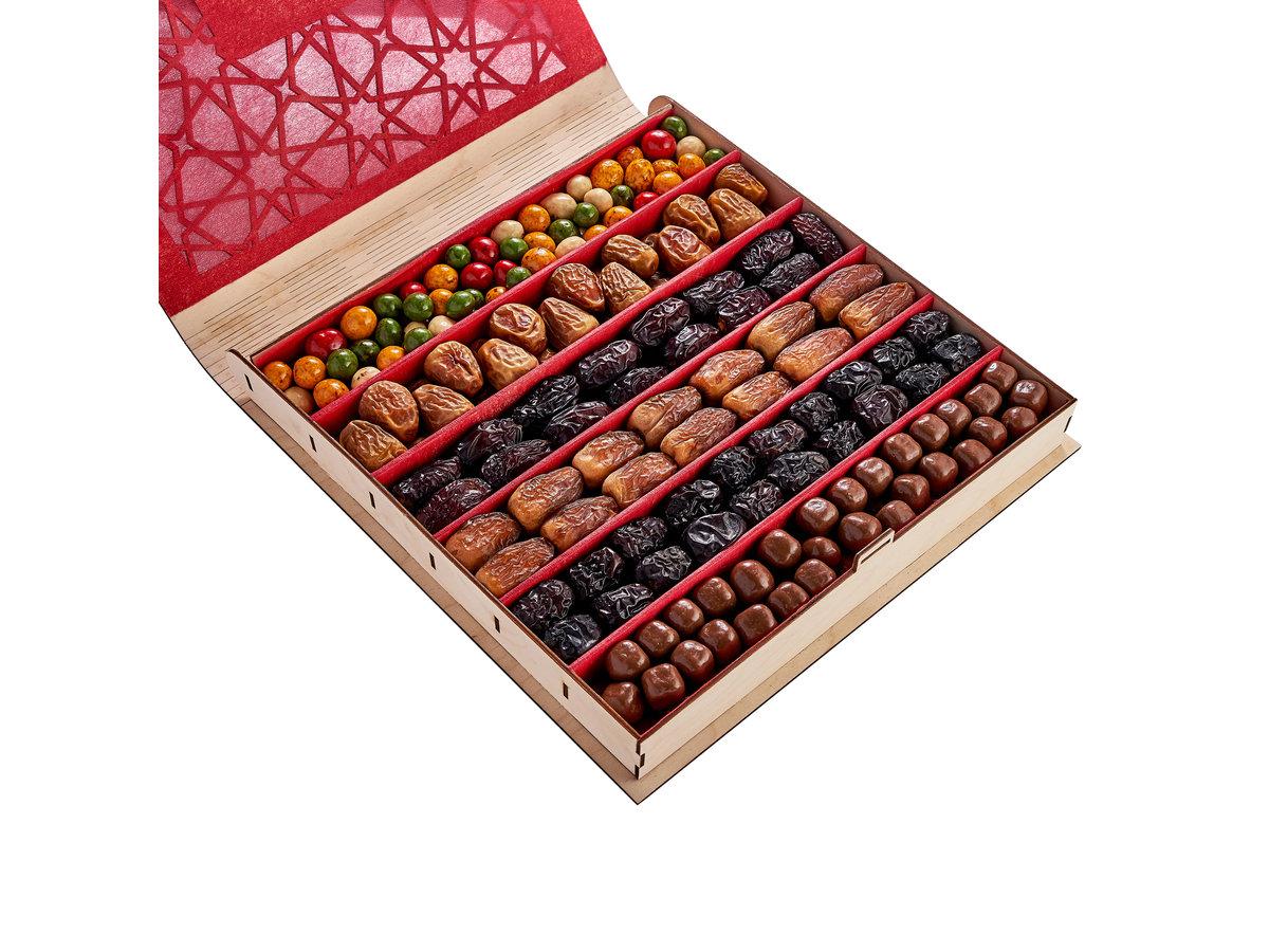 Большой подарочный набор Sultan «Ассорти»