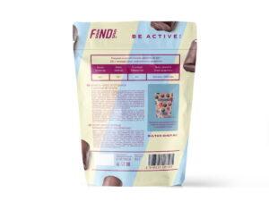Конфеты FINDI кокос со сгущёнкой - фото 1
