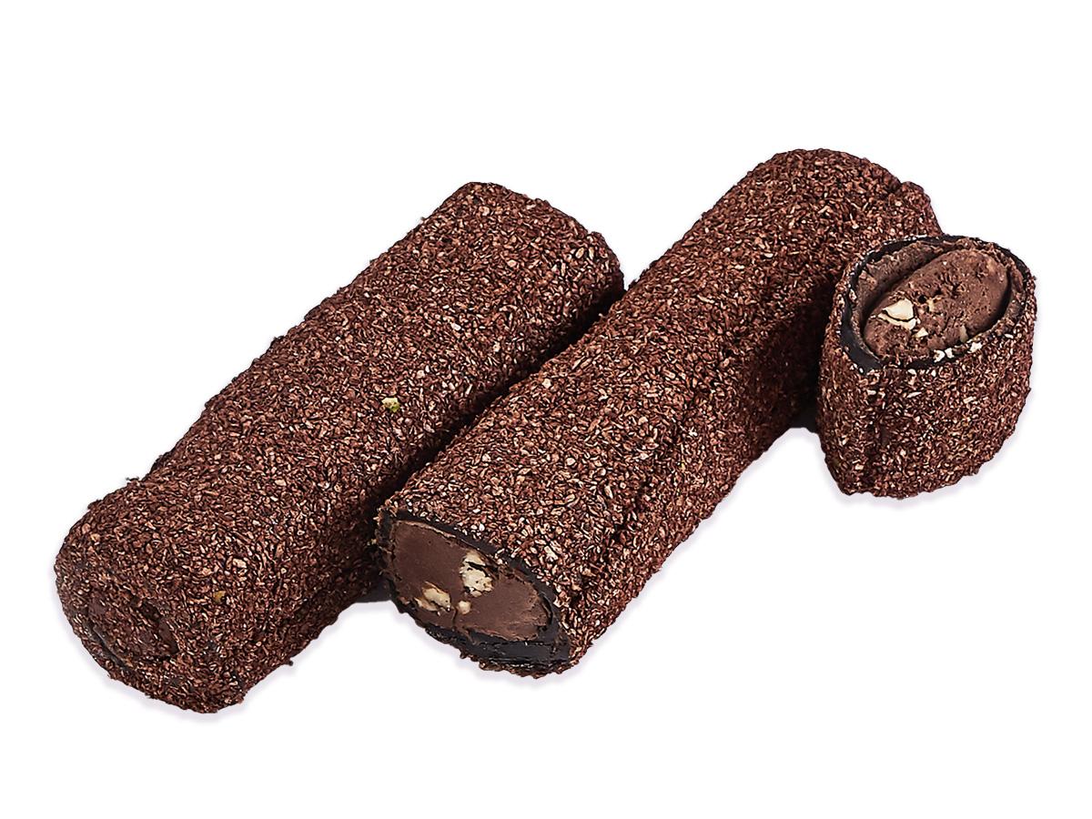 Рахат-лукум вишня в шоколаде «Sultan»