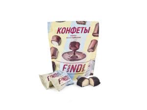 Конфеты FINDI кокос со сгущёнкой