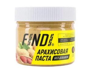 Арахисовая паста FINDI