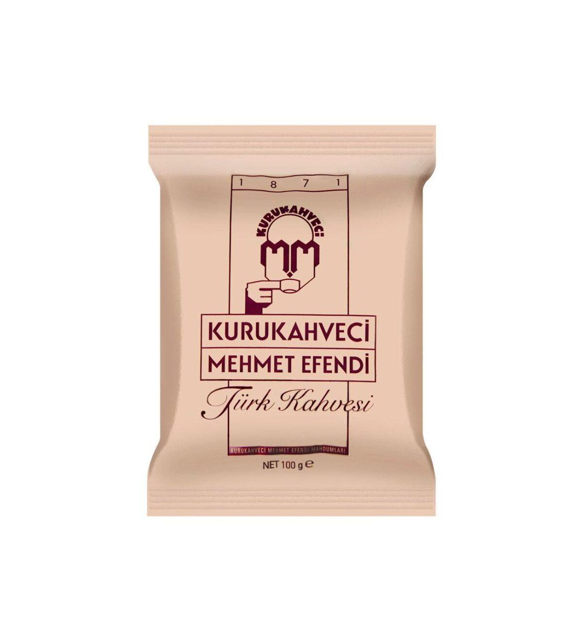 Молотый кофе Mehmet Efendi 100г