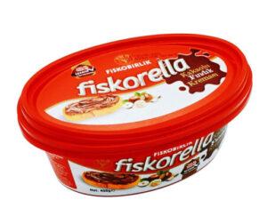 Шоколадная паста с фундуком Fiskorella