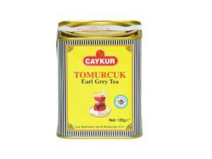 Турецкий чёрный чай TOMURCUK Earl Grey Tea ж/б