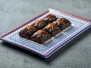 Турецкая пахлава «Брауни»