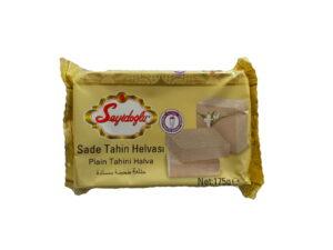 Халва кунжутная Seyidoglu с ванилью