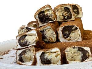 Турецкий рахат-лукум с фундучной пастой в какао «Sultan»